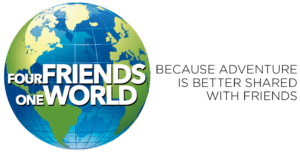 FOUR FRIENDS ONE WORLD